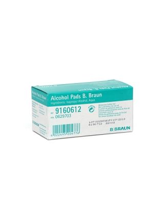 Alcohol Pads von B. Braun