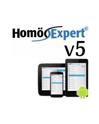 HomöoExpert® 5 (v5.x) Android