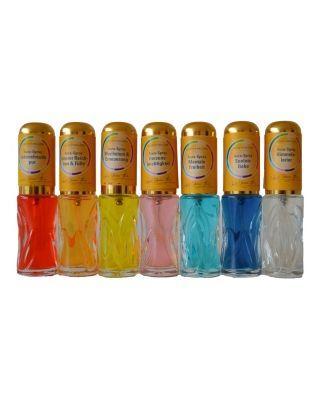 Aura Spray Set Chakra 1 -7  (10 ml)