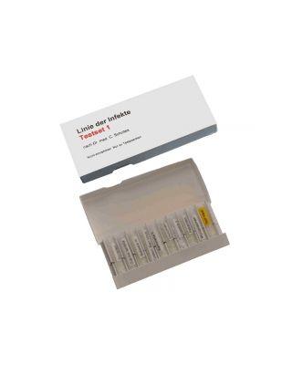 Testsatz Linie der Infekte -  1