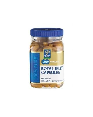 Gelee Royal-Kapseln 1000 mg, 180 Stück