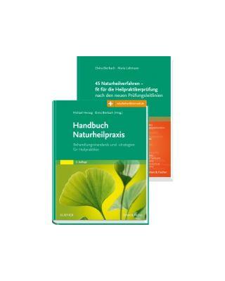 Set Handbuch Naturheilpraxis + 45  Naturheilverfahren