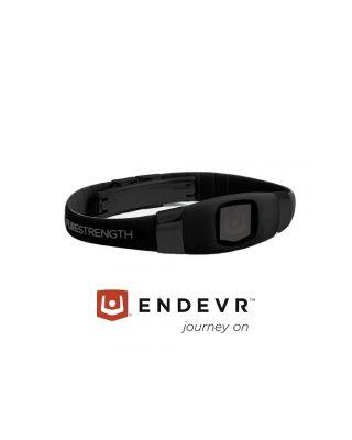 Energiearmband Elite Pro Serie schwarz / schwarz