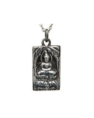 Anhänger BUDDHA - Silber (Relief)