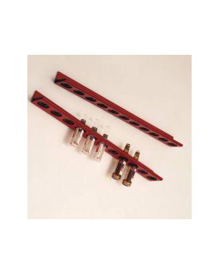 ULMER KOFFER - Ampullenleisten 260 mm, 2 Stück
