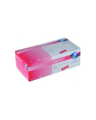Unigloves® Contact - puderfrei M - mittel