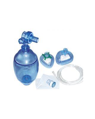 AERObag Beatmungsbeutel PVC, mit  Maske Gr. 3 und 5