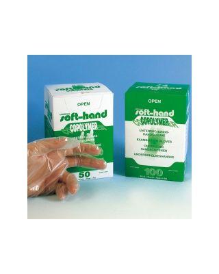 Soft-Hand Copolymer einzeln steril verpackt M - mittel
