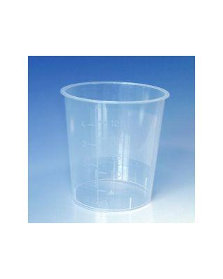 Urinbecher 125 ml (ohne Schnappdeckel) (1000 Stück)