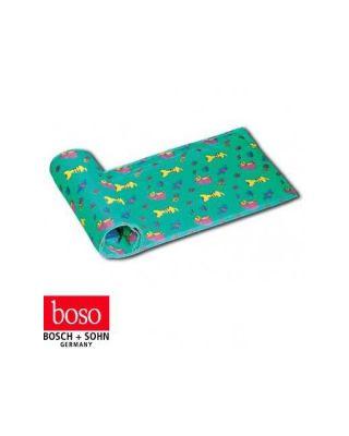 boso Klettenmanschette für Kleinkinder, bunt, Einschlauch