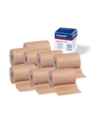 Acrylastic® BSN - Lose im Karton 8 cm x 2,5 m