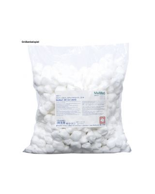 MaiMed® - MT Mulltupfer, unsteril  Haselnussgroß