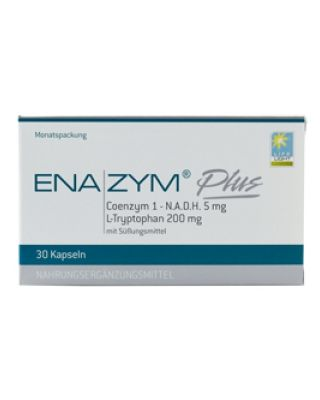 ENAzym Plus, 30 Kapseln