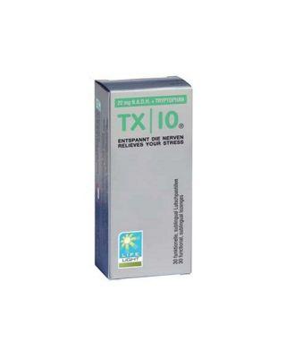 TX 10®, 22 mg N.A.D.H. + Tryptophan